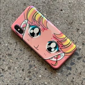 Accessories - Sailor moon Japanese animation cute phone case
